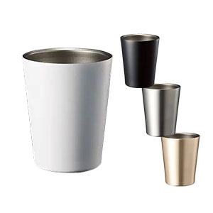 コンビニカップ対応 真空二重構造 ステンレスタンブラー 360ml