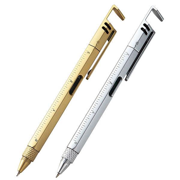 7WAYメタリックボールペン