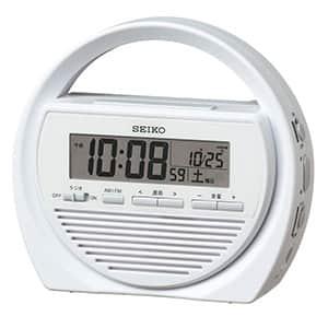 セイコー 電波防災時計 SQ764W