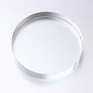 ガラスペーパーウェイト 円型 75mm