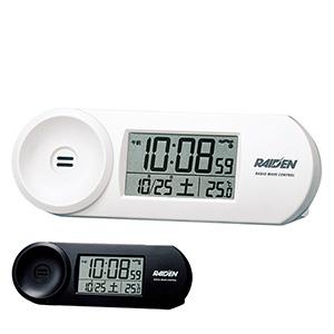 セイコータイムクリエーション社製 ライデン 電波目覚まし時計 NR532