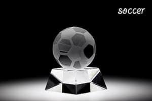 スポーツトロフィーS サッカー