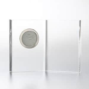 NARUMI グラスワークス ディクショナリークロック M