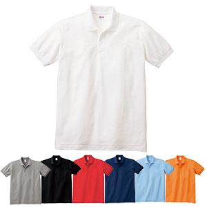 T/Cポロシャツ(ポケット無し)