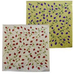 シビラ 綿二巾ふろしき GROSELLA グロセイヤ 二尺巾(W750×H750mm)