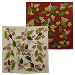 シビラ 綿二巾ふろしき PENSAMIENTOS ペンサミエント 二尺巾(W750×H750mm)