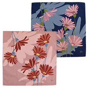 シビラ 綿小ふろしき MARGARITA マルガリータ 尺三巾(W500×H500mm)